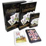 Tarô  madame lenormand (livro e baralho c/ 36 cartas) - Taro