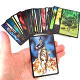 Tarot Cigano 36 cartas - Mandala de luz