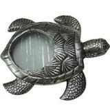 Tartaruga de resina - 13x12 cm - Btc decor