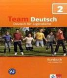 Team Deutsch 2 - Kursbuch Mit Cd (texto) - Klett international