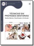 Tecnicas em proteses dentarias: nocoes basicas, cl - Editora erica ltda