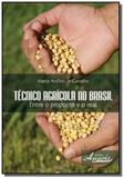 Tecnico agricola no brasil: entre o proposto e o r - Appris