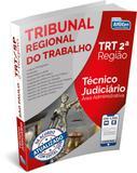 Técnico Judiciário - Área Administrativa TRT - 2ª Região SP - Alfacon