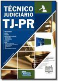 Tecnico judiciario tj - pr - Alfacon
