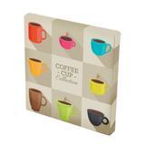 Tela Prolab Gift Coffee Shop Multicolorido