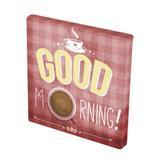 Tela Prolab Gift Good Morning Vermelho