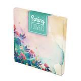 Tela Prolab Gift Spring Flowers Colorido