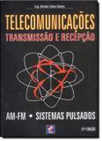 Telecomunicacoes - transmissao e recepcao - Saraiva universitario  tecnico