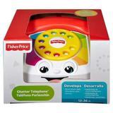 Telefone Feliz Fisher-Price - Mattel DPN22