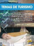 Temas de turismo - livro de claves - Edinumen