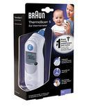 Termometro bebê Ouvido Braun 5 Thermoscan