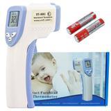 Termômetro de Digital Com Laser Infravermelho para Febre De Testa Bebê - G-teck