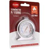 Termometro para forno 6x7x4cm - Clink
