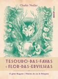 Tesouro das favas e flor das ervilhas
