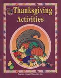 Thanksgiving activities - Teacher created materials