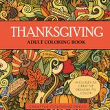 Thanksgiving Adult Coloring Book - Dylanna publishing, inc.