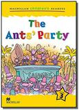 The Ants Party - Level 3 - Macmillan Childrens Readers