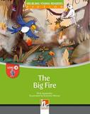 The big fire - level a (big book) - Helbling languages