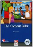The coconut seller with cd - intermediate - Disal editora
