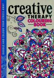 The Creative Therapy Colouring Book - Queen books