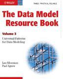 The data model resource book - Jwe - john wiley