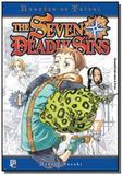 The seven deadly sins nanatsu no taizai   vol 4 - Jbc