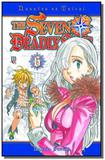 The seven deadly sins nanatsu no taizai   vol 6 - Jbc