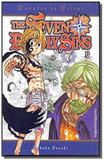 The seven deadly sins nanatsu no taizai   vol 7 - Jbc