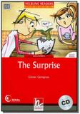 The surprise - with cd - beginner - Disal editora