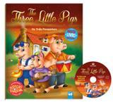The three little pigs - os três porquinhos - meu livro bilíngue - Vale das letras