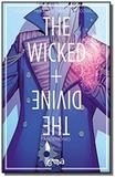 The wicked the divine - geektopia