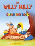 The Willy Nilly Coloring Book - Blue logic, llc