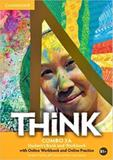 Think 3a  students book with online workbook and online practice - Cambridge university press do brasil