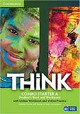 Think starter a - students book with online workbook and online practice - Cambridge university press do brasil