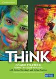 Think starter combo b with online wb  online practice - 1st ed - Cambridge university