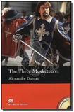 Three muskateers, the (audio cd included) - Macmillan