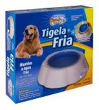 Tigela Água Fria Gelada P/ Caes Gatos Vasilha Bebedouro Pet - Western