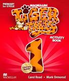 Tiger Tales 1 - Activity Book - Macmillan do brasil