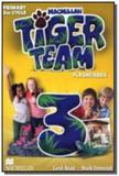 Tiger team 3 flashcards - Macmillan