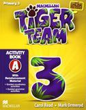 Tiger team 3a activity book - Macmillan