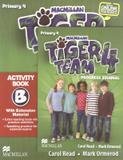 Tiger team 4b activity book with progress journal - Macmillan