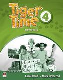 Tiger Time 4 - Activity Book - Macmillan do brasil