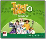 Tiger time 4 class audio cd - Macmillan