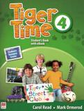 Tiger time 4 sb with ebook pack - Macmillan