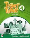 Tiger Time - Activity Book - Level 4 - Macmillan elt - sbs