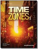 Time Zones 1 - 2nd - Student Book + Online Workbook - Cengage
