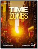 Time Zones 1A - 2nd - Combo Split + Online Workbook - Cengage
