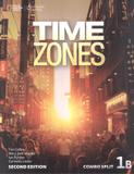 Time zones 1b combo split with online wb - 2nd ed - Cengage elt