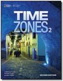 Time Zones 2 - 2nd - Student Book + Online Workbook - Cengage