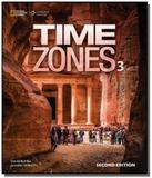 Time Zones 3 - 2nd - Student Book + Online Workbook - Cengage